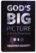God's Big Picture (New Larger Format) Paperback