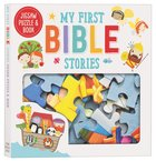 My First Bible Stories: Jigsaw and Book Set Game