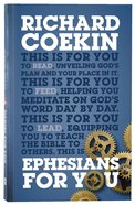 Ephesians For You (God's Word For You Series) Paperback
