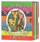 Jungle Doctor Picture Fables (Set of 8) (Jungle Doctor Fables Series) Box