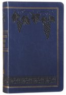 Complete Jewish Bible Blue Imitation Leather