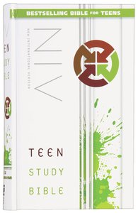 NIV Teen Study Bible (Black Letter Edition)