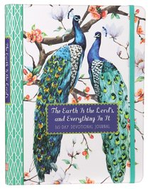The Earth is the Lords, and Everything in It:365-Day Devotional Journal