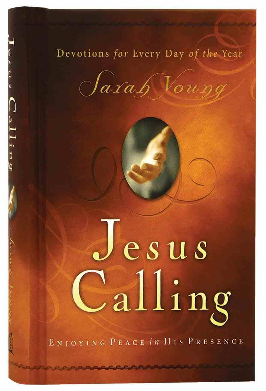 Best Christmas Devotional Ever.Jesus Calling Enjoying Peace In His Presence