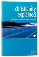 Christianity Explained (Dvd)