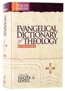 Evangelical Dictionary of Theology (2nd Edition) (Baker Reference Library Series) Hardback