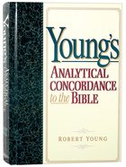 Young's Analytical Concordance (Kjv Based) Hardback