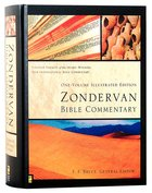 Zibc: Zondervan Illustrated Bible Commentary (One-volume Illustrated Edition) Hardback