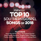 Singing News Top 10 Songs 2018 CD