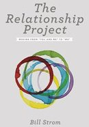 The Relationship Project Paperback