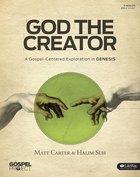 God the Creator (Group Member Book) Paperback