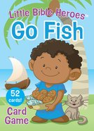 Go Fish Card Game (Little Bible Heroes Series) Cards
