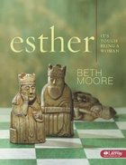 Esther - Its Tough Being a Woman (Audio CD Set) (Beth Moore Bible Study Audio Series)