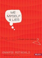Me Myself & Lies (Member Book, 7 Sessions) Paperback