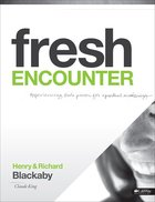 Fresh Encounter (Revised) (Member's Book, 6 Sessions) Paperback