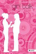 Girl Talk (Student Guide)