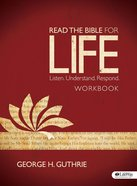 Read the Bible For Life (Workbook)