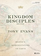 Kingdom Disciples (Bible Study Book)