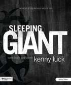 Sleeping Giant (Core Team Workbook) (Being God's Man Series) Paperback