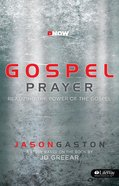 Gospel Prayer (Student Booklet) Paperback