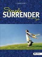 Simple Surrender (Leader Book)