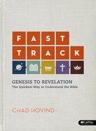 Fast Track: Genesis to Revelation (Workbook)
