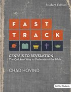 Fast Track: Student Member Book (Ages 13-18) Paperback