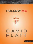 Follow Me - (Preteen Bible Study) Paperback