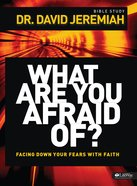 What Are You Afraid Of? (Member Book) Paperback