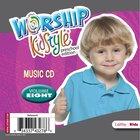 Worship Kidstyle #08: Preschool Music CD