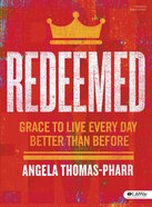 Redeemed (Bible Study Book) Paperback