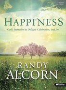 Happiness (Bible Study Book: 6-sessions) Paperback