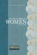 HCSB Study Bible For Women Personal Size Teal/Sage