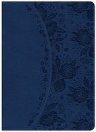 NKJV Holman Study Bible Indigo Indexed Imitation Leather