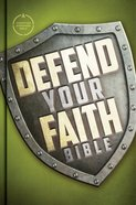 CSB Defend Your Faith Bible Hardback