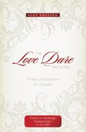 The Love Dare Day By Day  (Gift Edition) Imitation Leather