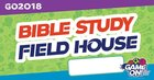 Bible Study Location Signs (6 Pack) (Vbs 2018 Game On! Series)
