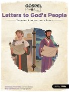 Letters to God's People (Younger Kids Activity Pages) (#11 in The Gospel Project For Kids Series)