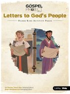 Letters to God's People (Older Kids Activity Pages) (#11 in The Gospel Project For Kids Series)