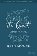 The Quest - Study Journal For Teen Girls: Daring to Know the Heart of God Hardback