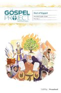 Out of Egypt (Preschool Leader Guide) (#02 in The Gospel Project For Kids Series) Paperback