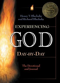 Experiencing God Day-By-Day (Devotional And Journal)