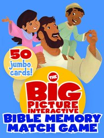 Big Picture Interactive Bible Memory Match Game