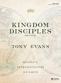 Kingdom Disciples (Bible Study Book)