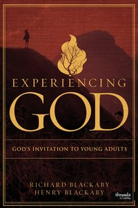 Experiencing God: Gods Invitation to Young Adults (Member Book)