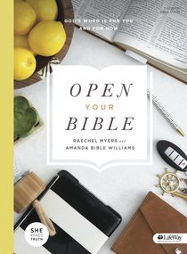 Open Your Bible (Bible Study Book: 7-sessions)