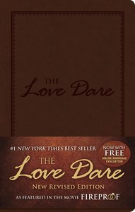 The Love Dare: A 40-Day Guided Devotional