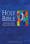 Rnjb Study Edition (New Jerusalem Bible) Hardback