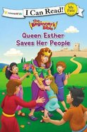 Queen Esther Saves Her People (My First I Can Read/beginners Bible Series)