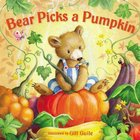 Bear Picks a Pumpkin Board Book